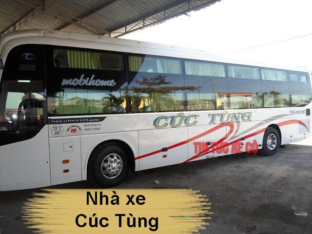 Nhà xe Cúc Tùng