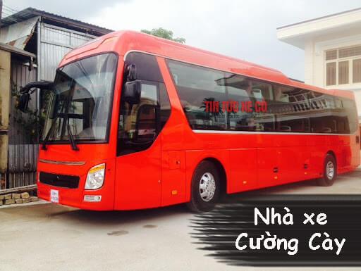 Nhà xe Cường Cày Hà Tĩnh