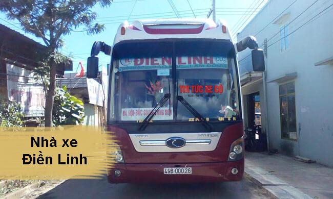 Nhà xe Điền Linh