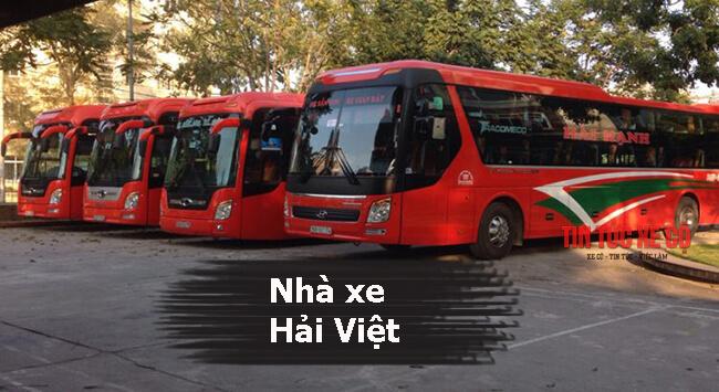 Nhà xe Hải Việt Hà Tĩnh