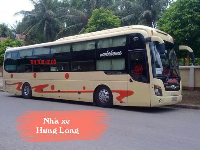 Nhà xe Hưng Long Hà Tĩnh