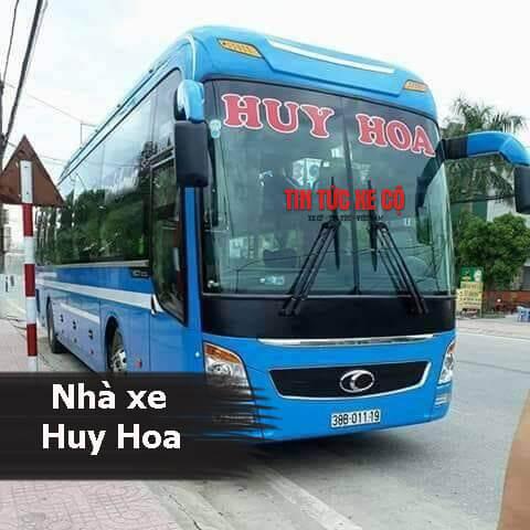 Nhà xe Huy Hoa Hà Tĩnh