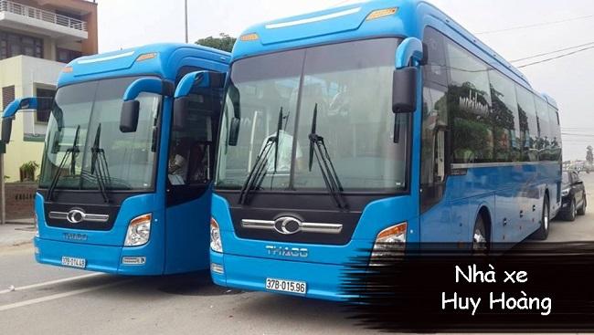 Nhà xe Huy Hoàng Nam Định