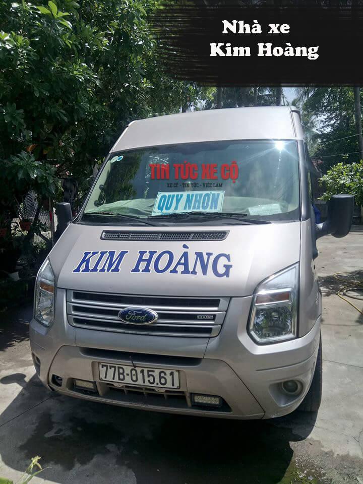Nhà xe Kim Hoàng