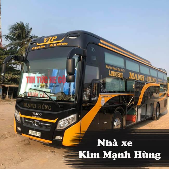 Nhà xe Kim Mạnh Hùng