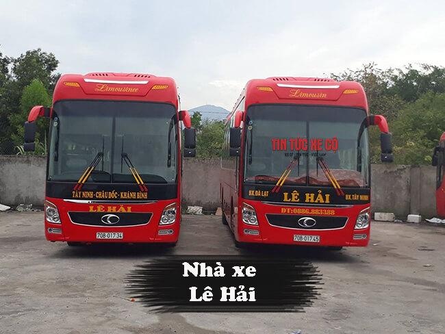 Nhà xe Lê Hải
