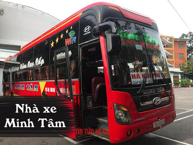 Nhà xe Minh Tâm