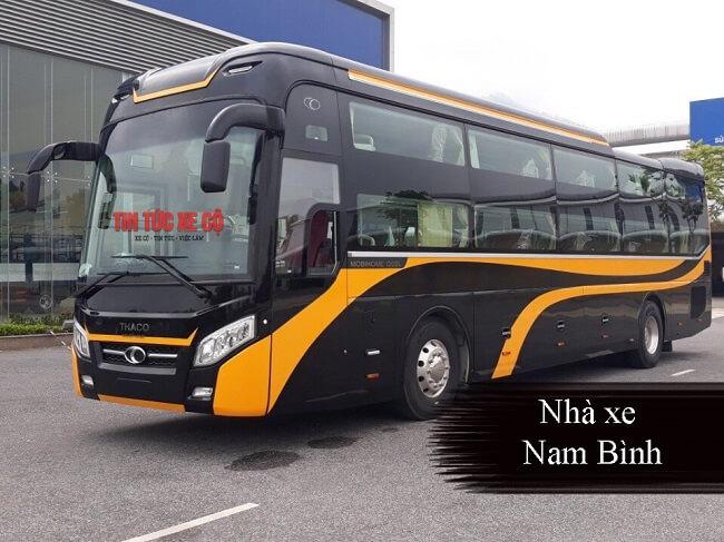Nhà xe Nam Bình Hà Tĩnh
