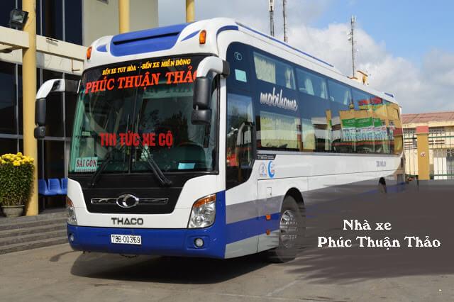 Nhà xe Phúc Thuận Thảo