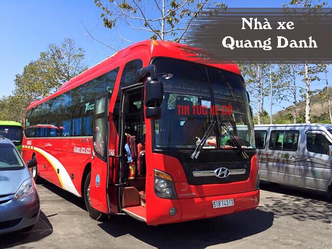 nhà xe Quang Danh