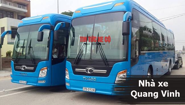 Nhà xe Quang Vinh Đà Nẵng