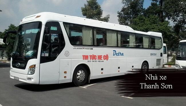 Nhà xe Thanh Sơn Hà Tĩnh