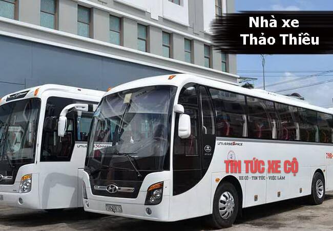 Nhà xe Thảo Thiều