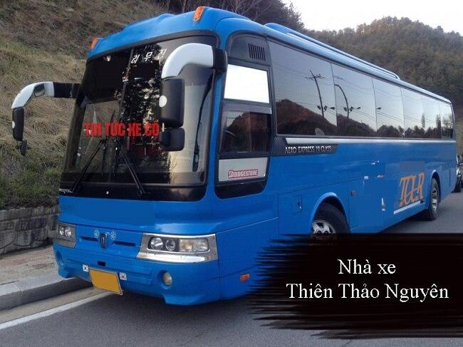 Nhà xe Thiên Thảo Nguyên Hà Tĩnh