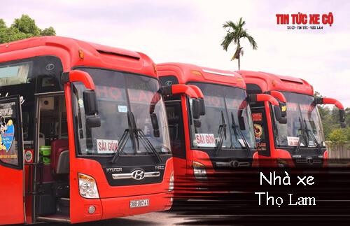 Nhà xe Thọ Lam Hà Tĩnh