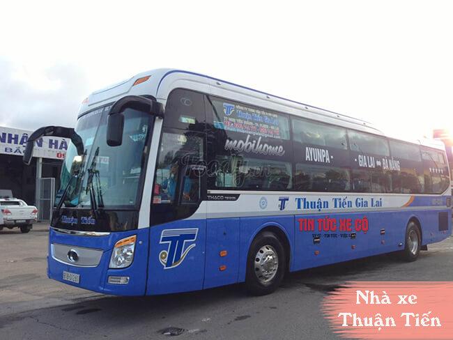 Nhà xe Thuận Tiến