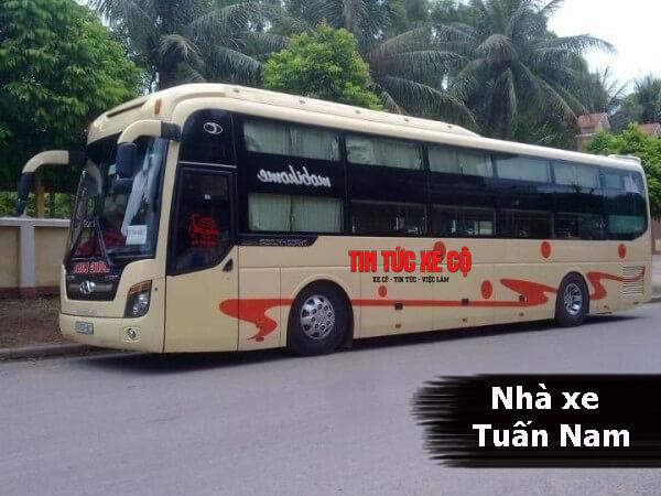 Nhà xe Tuấn Quang