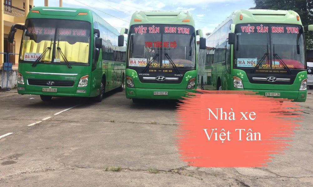 Nhà xe Việt Tân